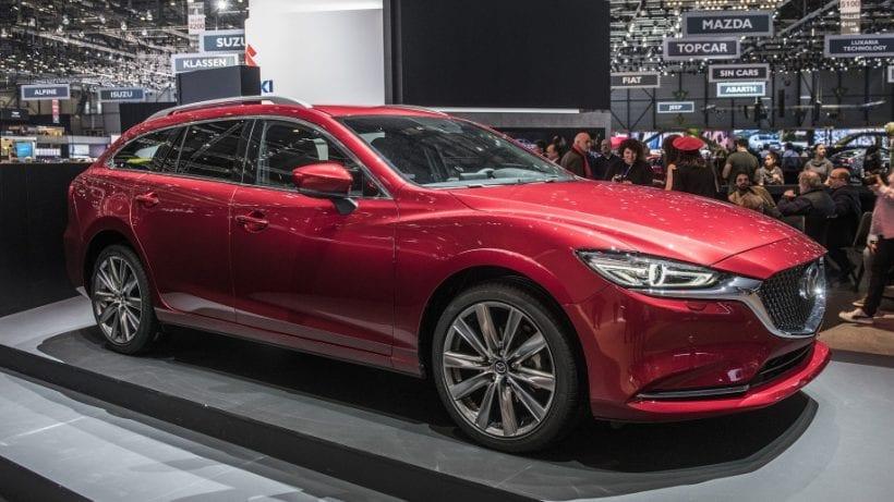2018 Mazda 6 Tourer