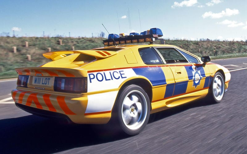 Top 10 Craziest Police Vehicles