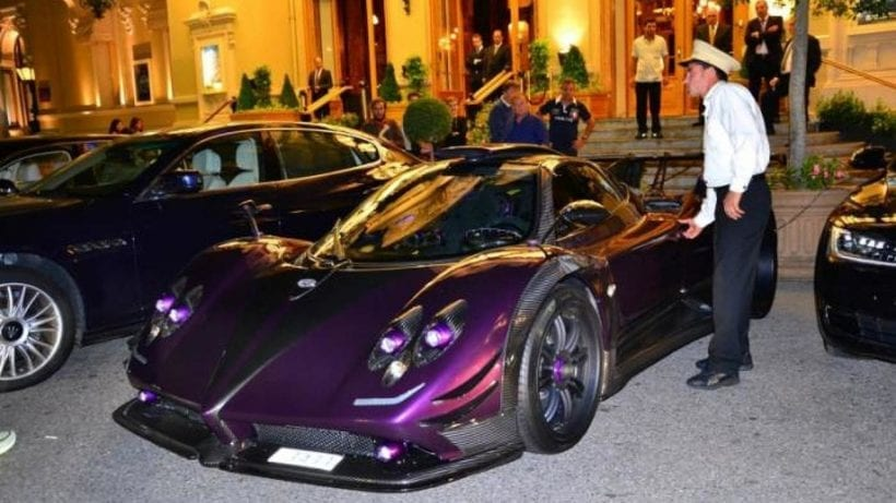 lewis hamiltons car collection 2018 top 10 cars