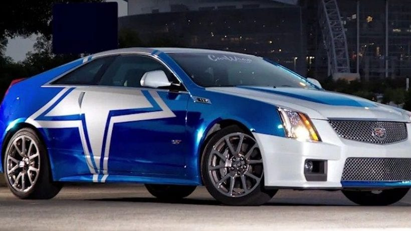 The Top 10 Sports Sedans To Look For In 2018: Top 10 Best Looking Dallas Cowboys Cars (2018