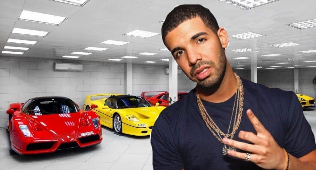 Mercedes Net Worth >> Top 5 Cars Drake Showed on Instagram