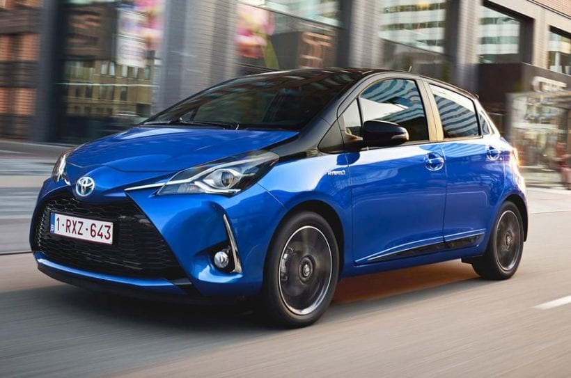 Most Popular Hybrid Cars of 2018