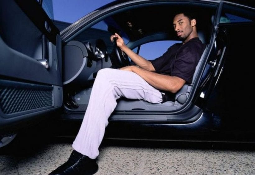 Kobe Bryant Cars >> Kobe Bryant S Cars Collection 2018