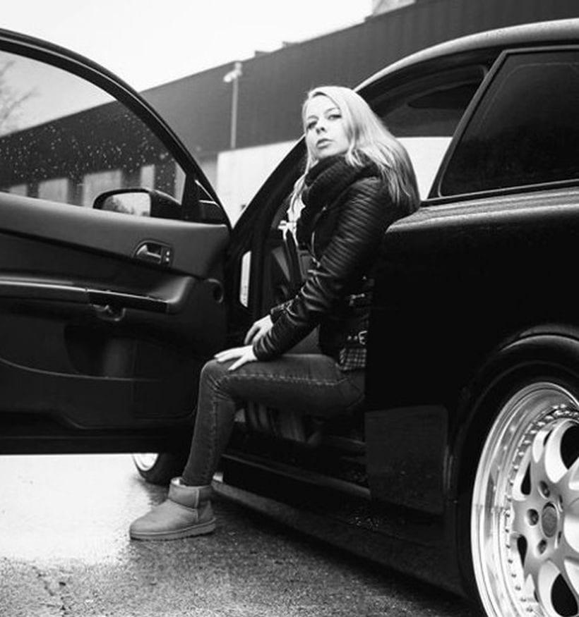 Bmw Luxury Cars: 15 Hottest Car Girls On Instagram (2018
