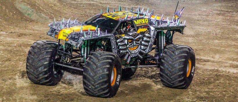 Bigfoot monster truck 2018