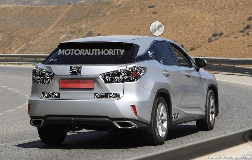2019 Lexus RX Price Release Date Interior Redesign