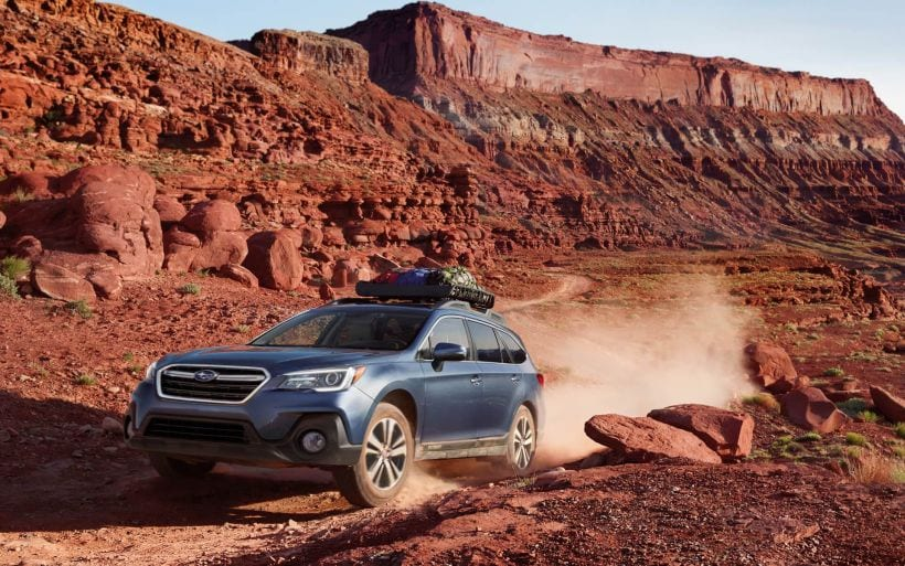 2019 subaru outback redesign release date specs pictures. Black Bedroom Furniture Sets. Home Design Ideas