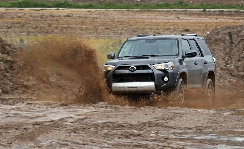 2019 Toyota 4runner Trd Pro Price Specs Release Date Engine
