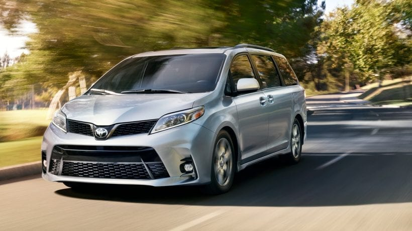 2019 toyota sienna redesign release date interior. Black Bedroom Furniture Sets. Home Design Ideas