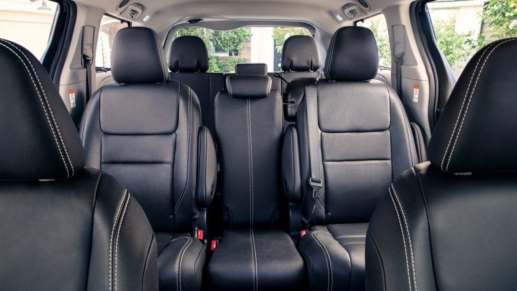 2019 Toyota Sienna Redesign Release Date Interior