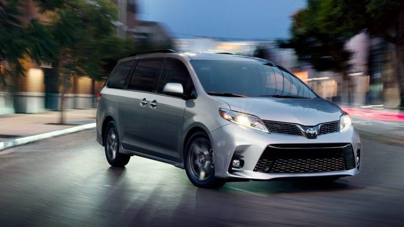 2019 Toyota Sienna Redesign, Release date, Interior ...