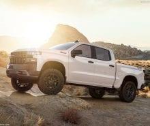 2020 Chevrolet Silverado featured