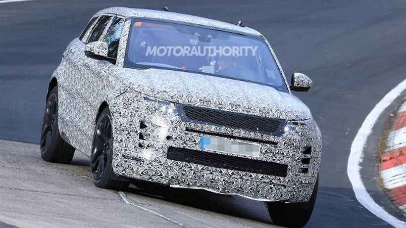 2020 Range Rover Evoque Price Release Date Interior Engine