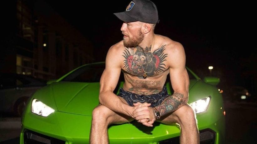 Top Vehicles In Conor Mcgregor S Car Collection 2018