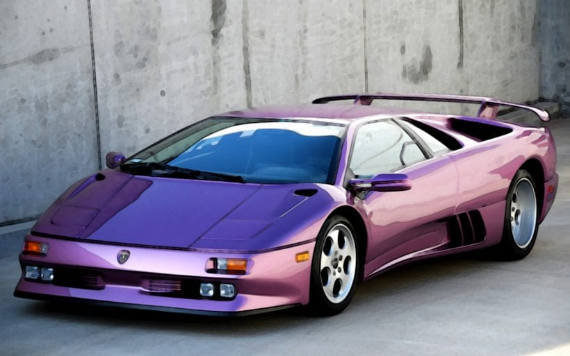 Top 25 Supercars Ever Produced