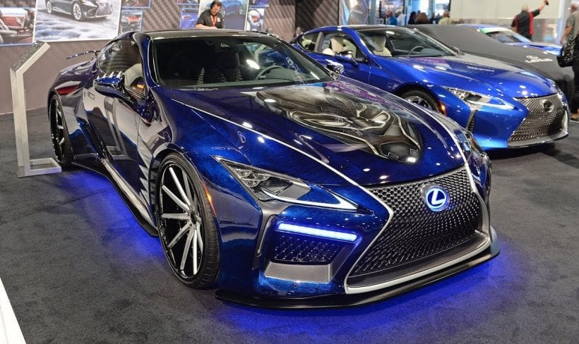 Panther Sports Car