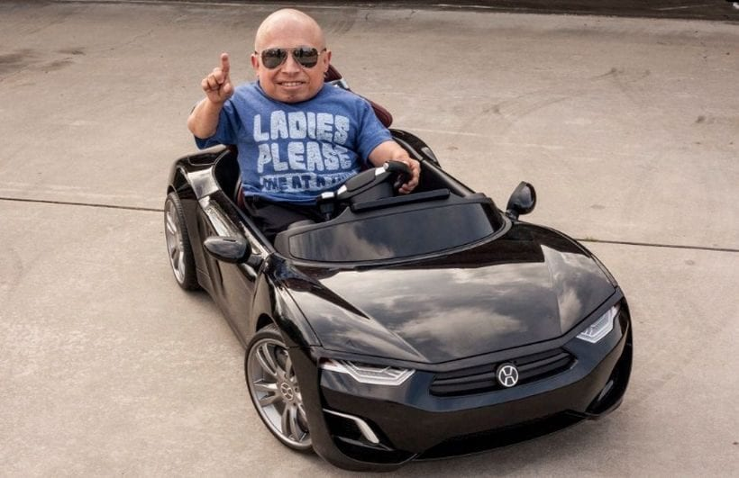 Electric Vehicles For Kids >> Mini-Me (Verne Troyer) Cars Collection (2018)