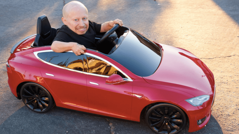 Mini-Me (Verne Troyer) Cars Collection (2018)