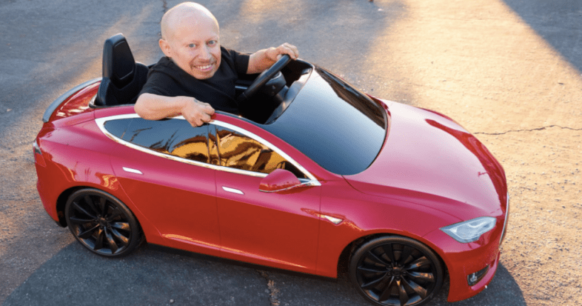 Electric Cars For Kids >> Mini-Me (Verne Troyer) Cars Collection (2018)