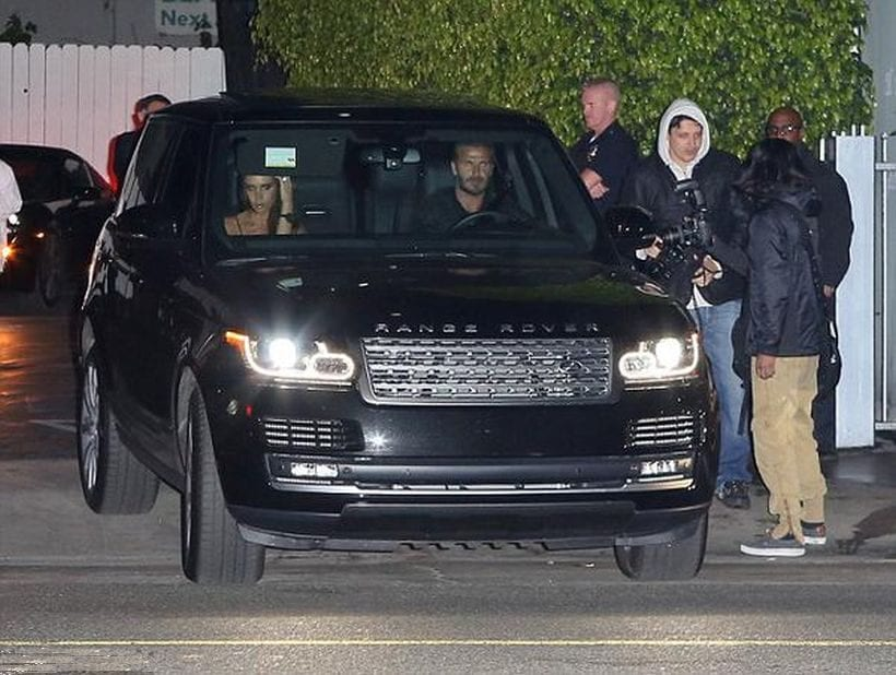 Range Rover Suv >> Top 10 Cars in David Beckham's Impressive Car Collection ...
