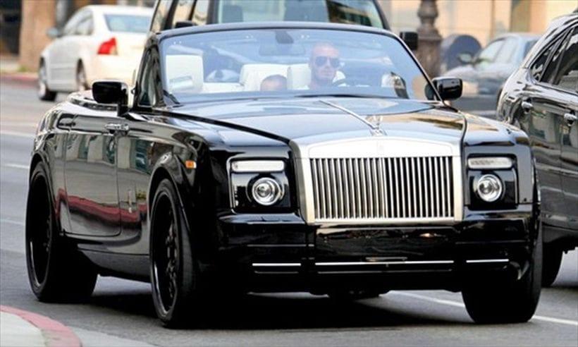 Top 10 Cars In David Beckham U2019s Impressive Car Collection  2018