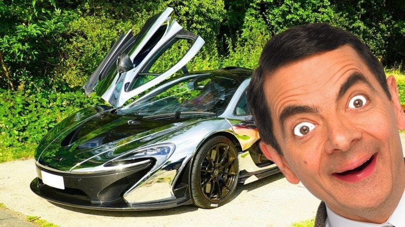 Rowan Atkinson's Top 6 Cars (2018)