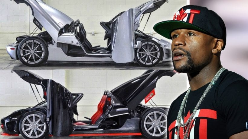 Top Cars In Floyd Mayweather S Garage 2018 Cars Collection