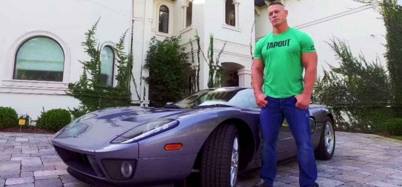Dodge 5 7 Hemi >> Top 10 WWE wrestler with impressive cars (2018)