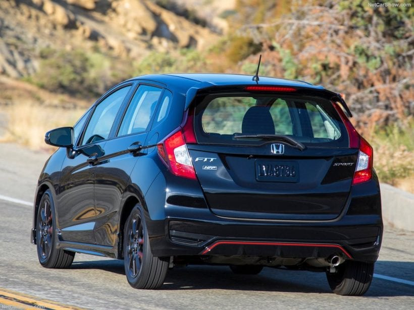 2019 Honda Fit Sport, Engine, News, Rumors, Redesign