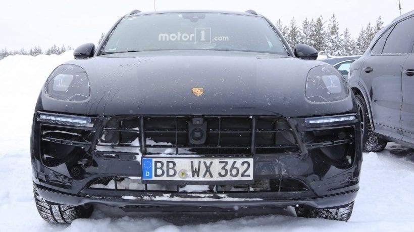 2019 Porsche Macan Release Date Interior Price Changes Hybrid