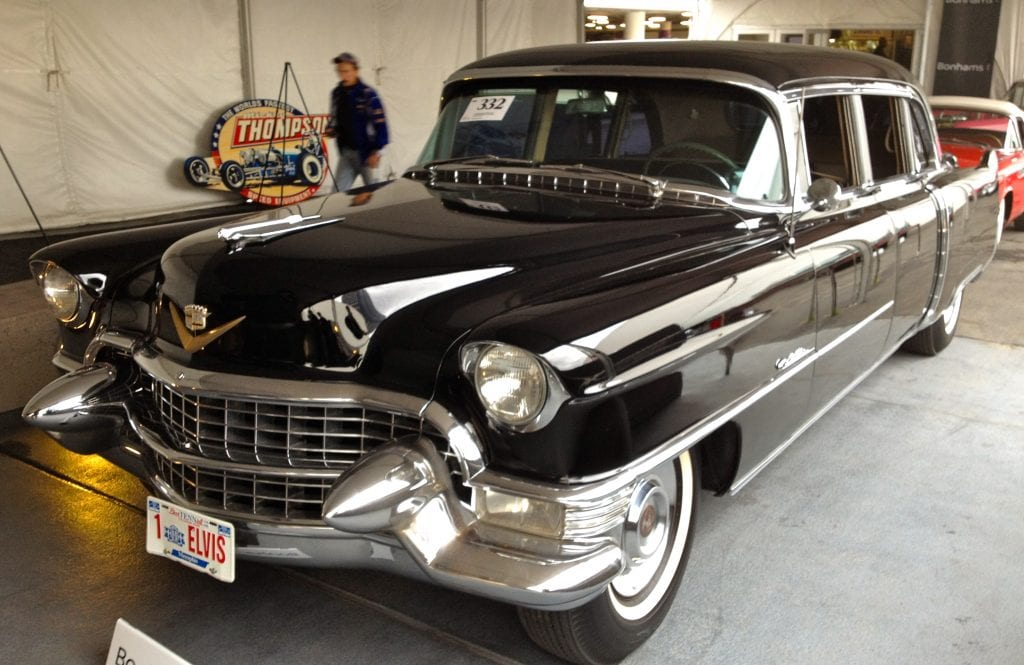 Elvis Presley S Car Collection