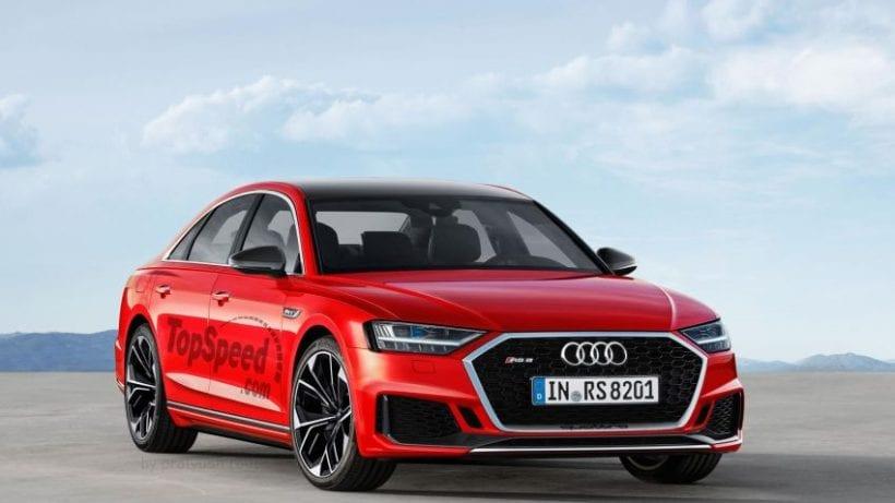 2019 Audi RS8