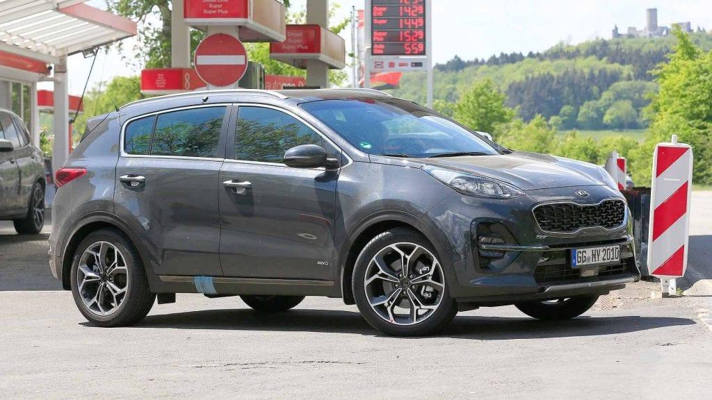 2019 Kia Sportage Facelift Price Release Date Interior