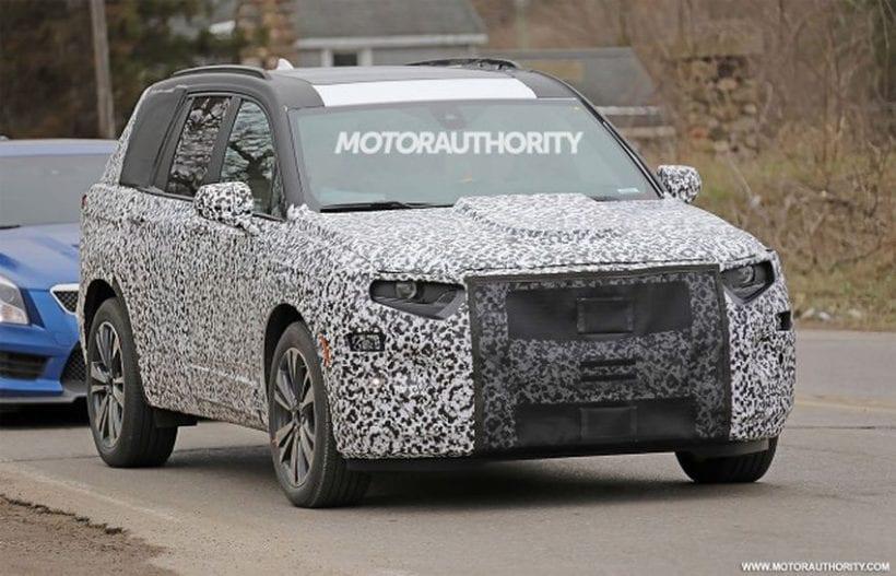 2020 Cadillac XT6 Spy Photos, Release Date, SUV, Specs