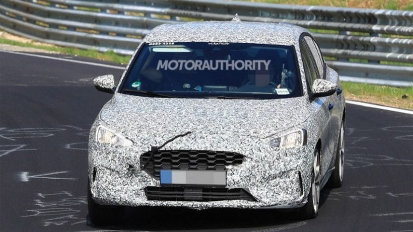 2020 Ford Focus ST 1