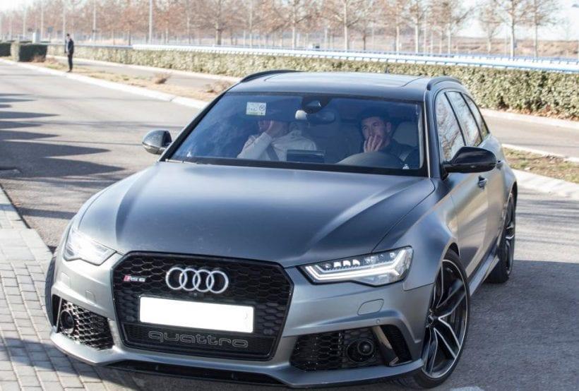 Sergio Ramos Car Collection 2019
