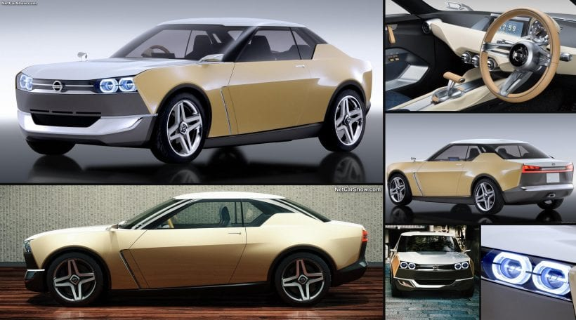 10 Cool Concept Cars from Mundane Brands