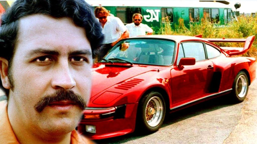 Pablo Escobar Car Collection 2019 Porsche Mercedes