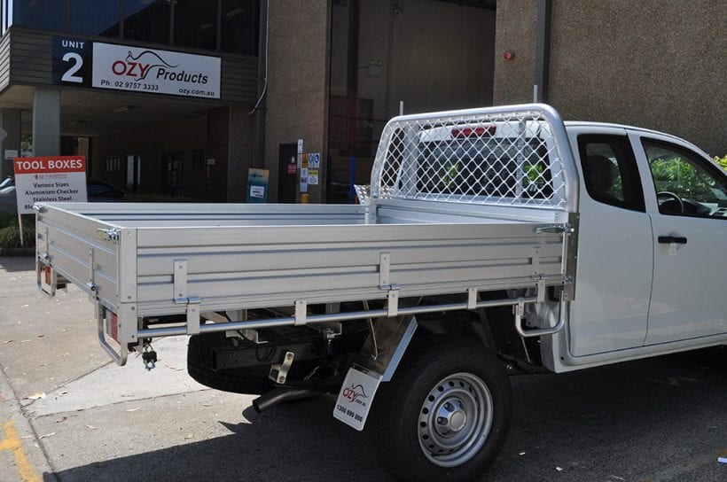 Aluminium Ute Trays Get The Tick of Approval | Car Reviews ...