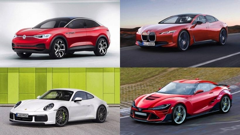 10 Amazing New Cars Coming In 2019 2020 Best Upcoming: 9 Of The Best Hybrid Cars Coming In 2019