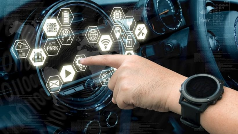 connected cars of the future