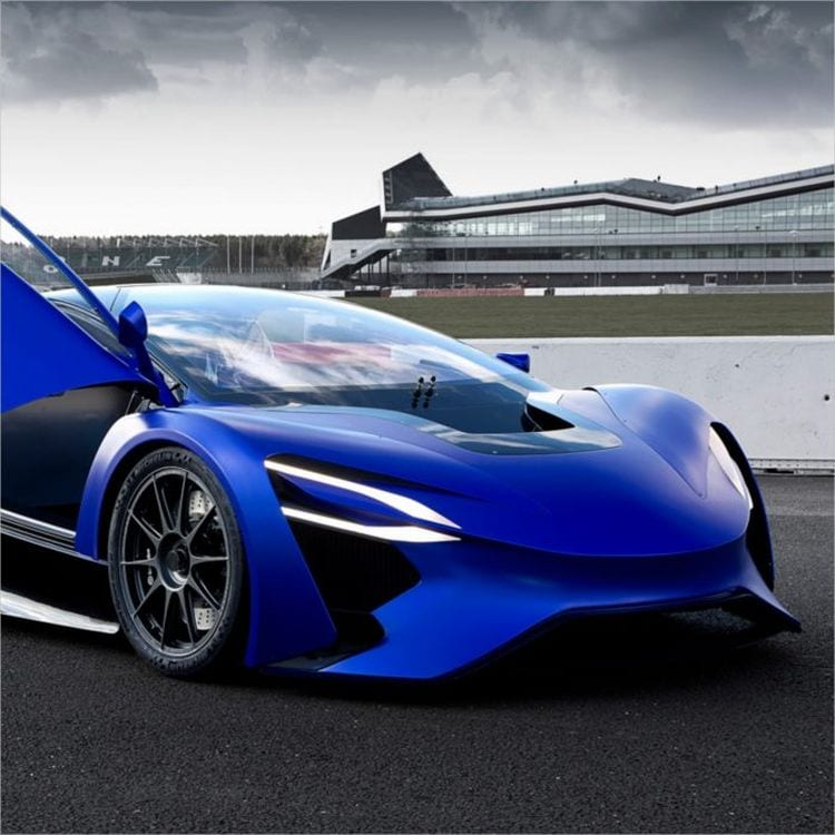 15 Most Amazing Designs Of Electric Vehicles