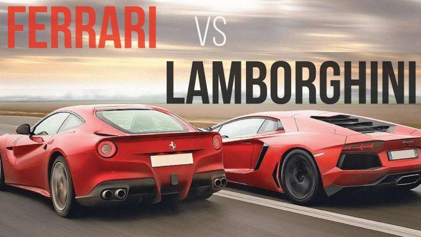 Lamborghini Vs Ferrari 5 Things You Have To Know Car Reviews News 2020 2021